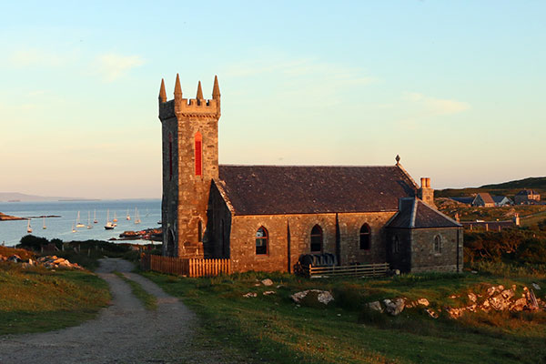 Coll Parish Church
