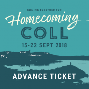 Homecoming Coll Advance Ticket